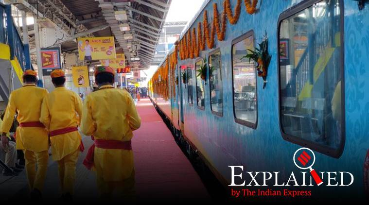 Kashi Mahakal Express, Mahakal Express, Tejas Express, Kashi Mahakal Express train, Tejas Express train, Express Explained, Indian Express