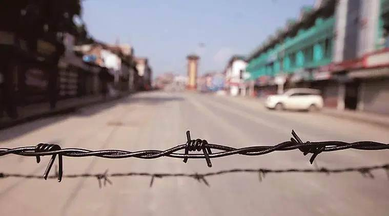 Jammu and Kashmir, Article 370, Kashmir lockdown, Mani Shankar Aiyar, Srinagar, Kashmir internet, Indian Express