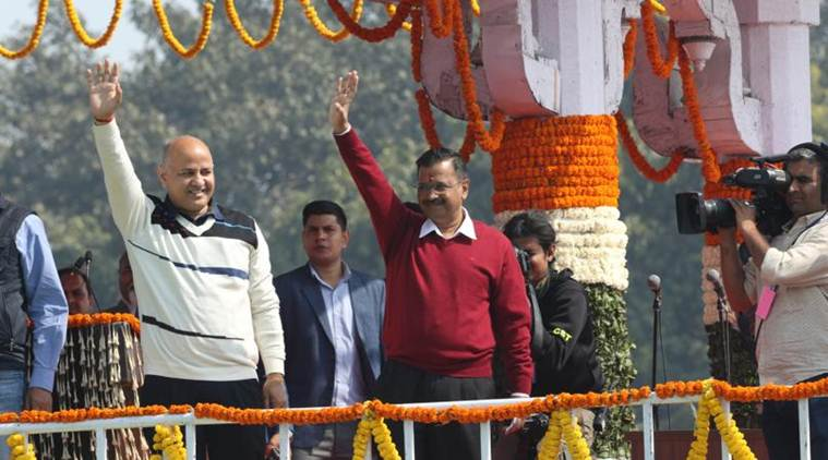 Kejriwal 3.0: Want to work with Centre to make Delhi the best
