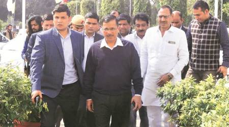 Delhi violence: AAP says police lax, not taking calls, MLAs head to L-G residence at night