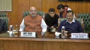 Delhi violence: Adequate police to be deployed, says CM Kejriwal after 'positive' meet with Amit Shah
