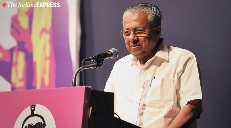 Pinarayi Vijayan, Pinarayi Vijayan interview, Pinarayi Vijayan Express interview, Pinarayi Vijayan on CAA, Kerala on CAA, India news, Indian Express