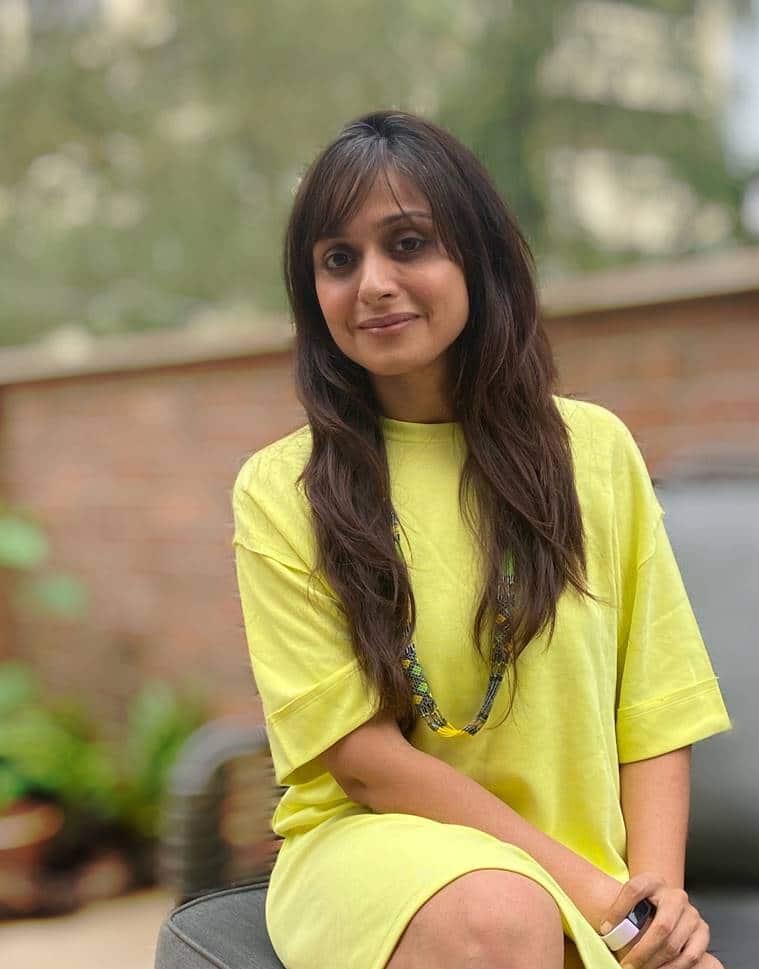 Nutritionist Kinita Kadakia Patel