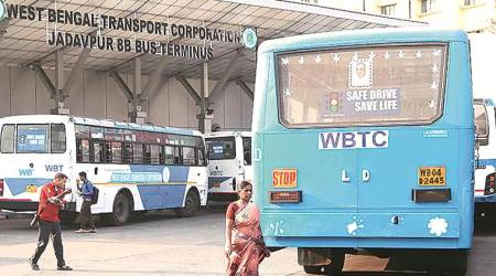 West Bengal govt, bengal public bus services, bengal trasport system, bengal transport corporations, West Bengal Transport Corporation, Bengal State Transport Corporation,indian express