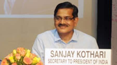 Sanjay Kothari, Sanjay Kothari cvc, new Central Vigilance Commissioner, Bimal Julka, adhir ranjan chowdhury, narendra modi, cic president of india