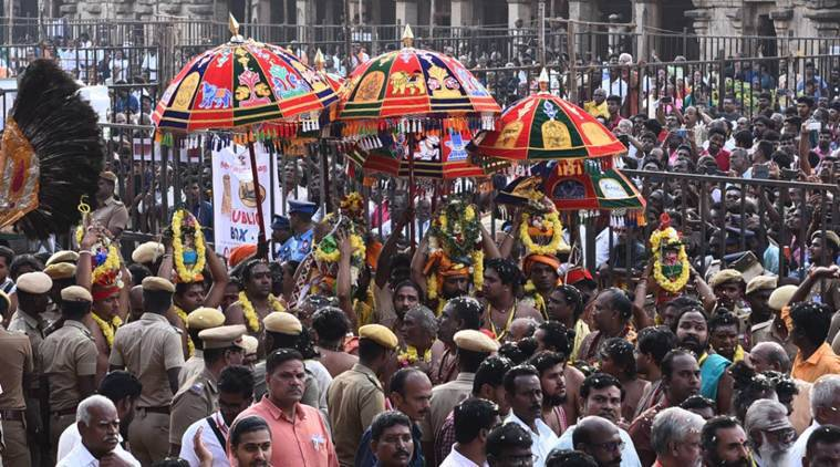 Kumbhabishegam row: How the old Aryan-Dravidian tussle played out in an iconic Tamil Nadu temple