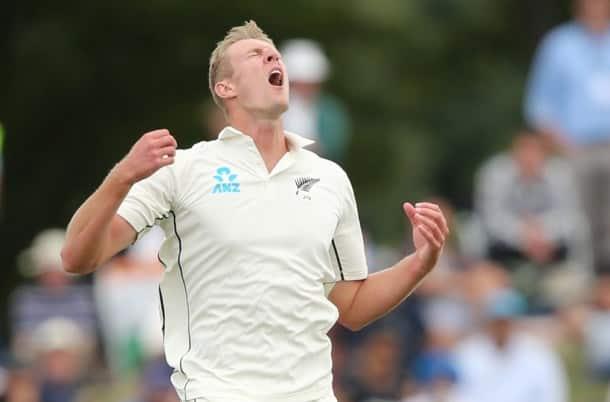 New Zealand v India - Second Test