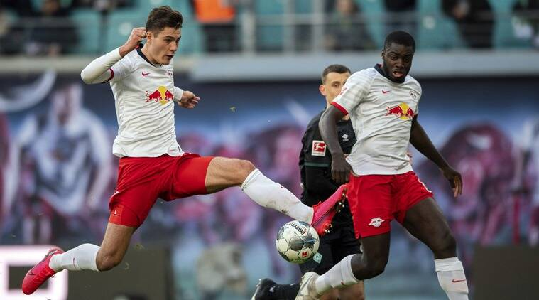 RB Leipzig back on top with easy win over struggling ...
