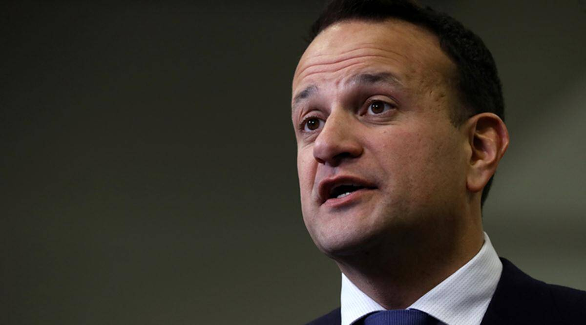 Ireland election, election results, Sinn Fein, Leo Varadkar, Fine Gael, world news, indian express news