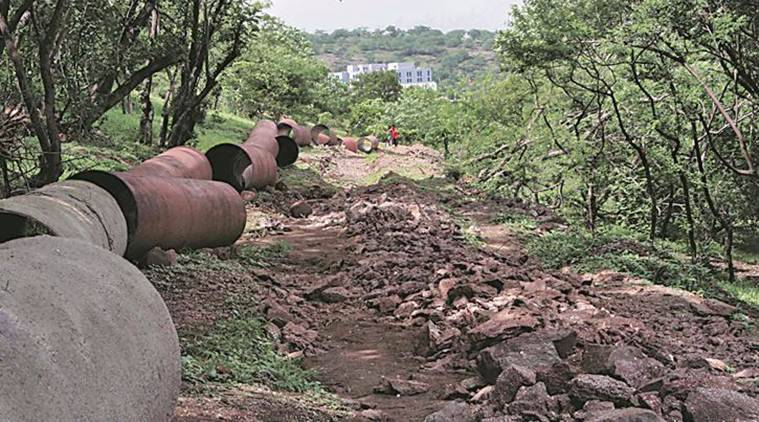 Pune's Link Road will improve air quality at Law College Road but damage Vetal Hill: report