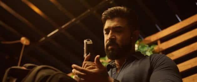 Arun Vijay mafia chapter 1