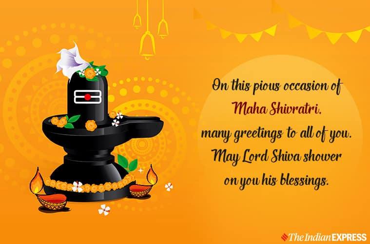 Happy Maha Shivratri 2020 Wishes