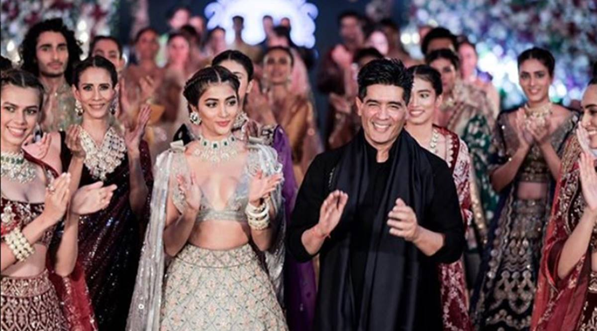 Still Get Nervous Before Fashion Shows After 30 Years In The Industry Manish Malhotra Lifestyle News The Indian Express