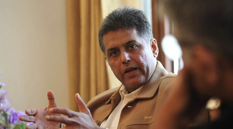 Manish Tewari: 'Congress needs to reorient economic philosophy, bring clarity on secularism'