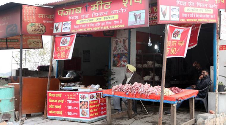 Vadodara meat vendors wary of doing business: Feel like we are bootleggers