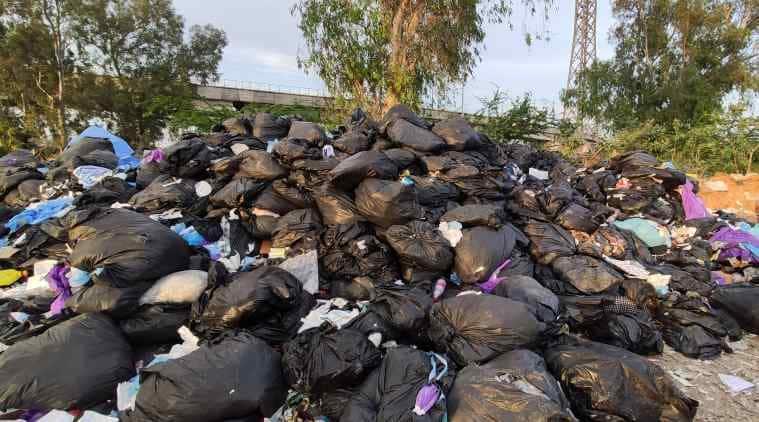 medical waste, sanitation workers, waste pickers,