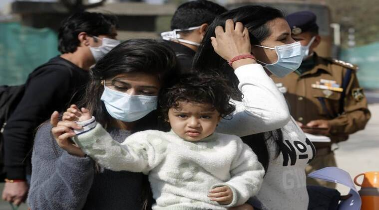 coronavirus in india, coronavirus in maharashtra, coronavirus mumbai, coronavirus world, coronavirus china, maharashtra news, indian express news
