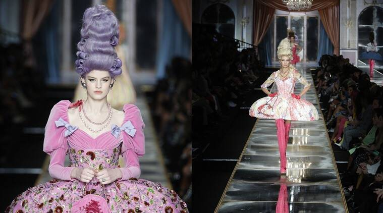 Milan Fashion Week: Moschino's 'let them wear cake' theme is as sweet as it gets thumbnail