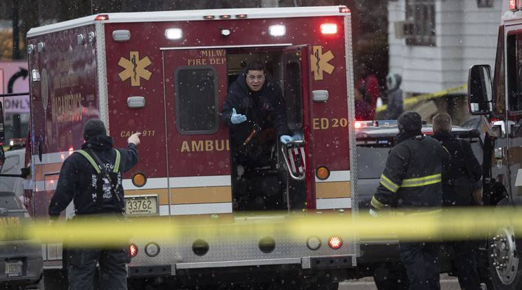 Milwaukee shooting, Milwaukee shooter, Milwaukee brewery shooting, Milwaukee brewery shooter, Milwaukee police, World news, Indian Express