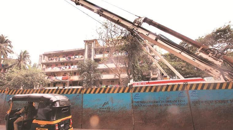 Metro 2B MMRDA-MHADA row over rehabilitation creates hurdle