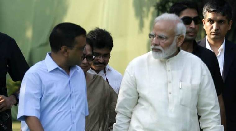 delhi election result, shaheen bagh, delhi election result latest news, PM narendra modi, modi congratulates Kejriwal, delhi election result updates, amanatullah khan, aap, arvind kejriwal, aam aadmi party, BJP, manoj tiwari, amit shah, tajinder bagga,