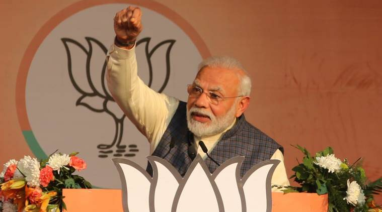 Shaheen Bagh, PM Modi, arvind kejriwal, amit shah, delhi elections, PM Modi delhi rally, indian express