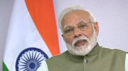 United Nations Convention of Migratory Species, Indian prime minister Narendra Modi, Tiger conservation in India, migratory birds in India, United nations, Modi in Gujarat, Gujarat news, India news, indian express news, breaking news