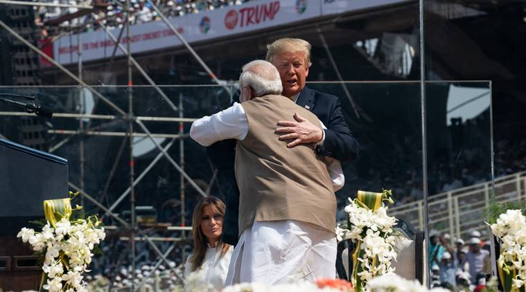 India US, India US relations, US India relations, Express Opinion, Indian Express