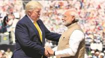 Leave CAA to India... didn't discuss Delhi violence with PM: Donald Trump