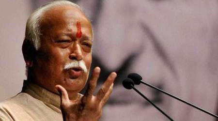 RSS chief Mohan Bhagwat, India divorce rate, divorces in India, Bhagwat on modern living, indian express talk, indian express news