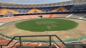 Trump event won't mark inauguration of Motera stadium in Ahmedabad