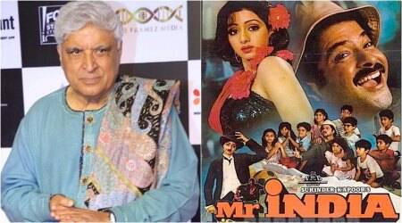 javed akhtar on mr india 2 controversy
