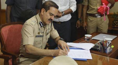 Param Bir Singh, mumbai police commissioner, mumbai new police commissioner, sanjay barve, sanjay barve transfers policemen