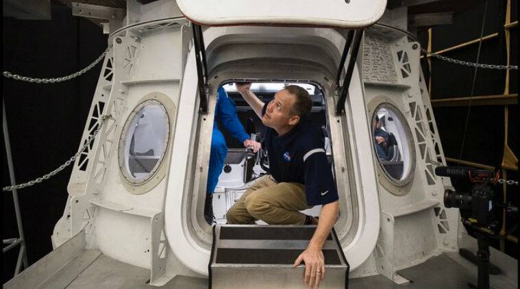 SpaceX, humans to space, SpaceX mission humans in space, Space Adventures, Dragon Crew, Falcon 9, humans to space mission, NASA