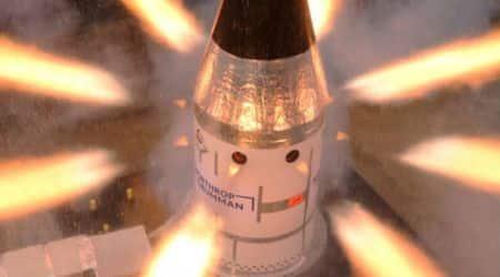 NASA, NASA Artemis mission, NASA Orion spacecraft test, NASA Orion LAS test, Orion abort system test, NASA mission to Moon, NASA Mars mission