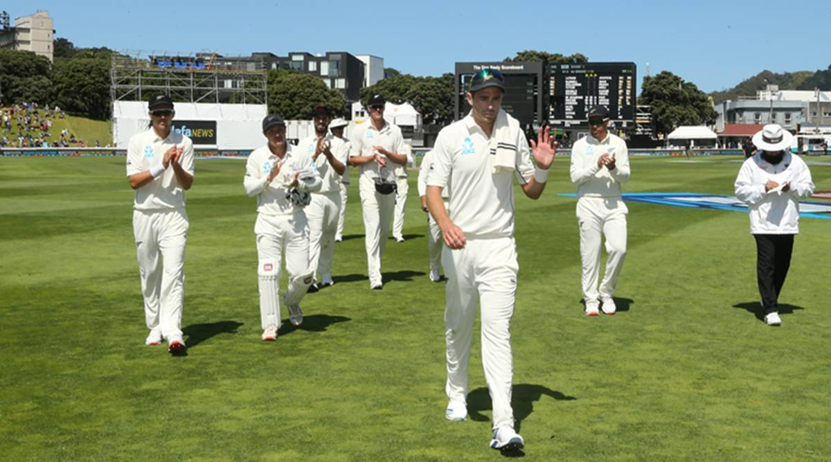 England New Zealand 2nd Test Day 4: NZ seal memorable series win
