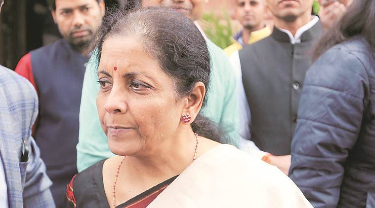 Have not really breached FRBM in Budget: FM Nirmala Sitharaman