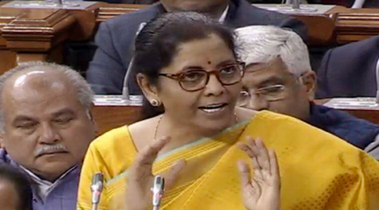 Budget 2020, Nirmala Sitharaman Budget 2020, Budget 2020 Sensex, new debt exchange-traded fund, government securities, Sensex Nifty Budget, Indian Economy Budget 2020, Economic slowdown budget, India gdp grwoth budget, Budget news, Indian Express