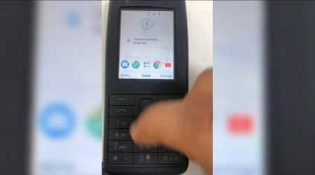 nokia 400 4g, nokia 400 feature android phone, nokia feature android phone, nokia 400, nokia gafp phone