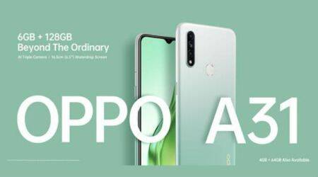 Oppo A31, Oppo A31 price in India, Oppo A31 features, Oppo A31 specifications, Oppo A31 India price