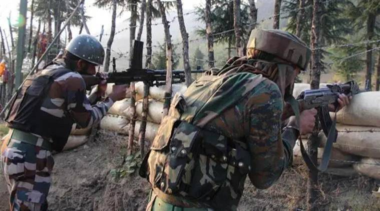 jammu and kashmir, kashmir news, pakistan shelling at loc, mortar shelling in Loc, india-pakistan border, india news