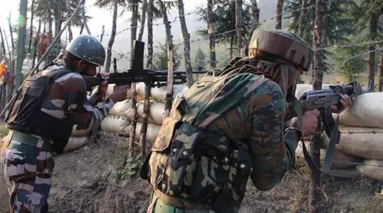 Pakistan Sheeling, Jammu and Kashmir, India Pakistan, LOC, Pak mortar sheelinh, Balakote pak shelling, India news, Indian express