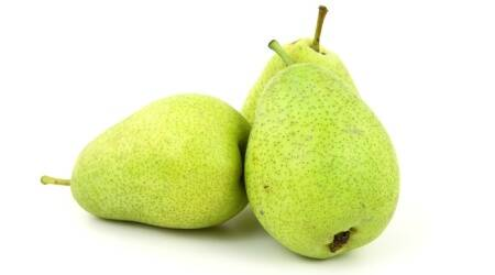 pears, pear fruit, summer fruit, indianexpress,