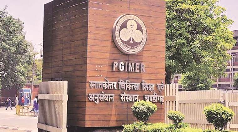 PGIMER nurse among 2 more who test positive in Chandigarh, tally now 15