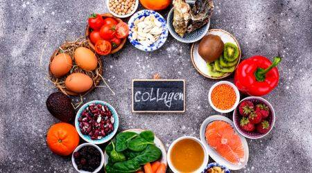 collagen, collagen skin care, skin care collagen plant based, collagen anti ageing, indian express news