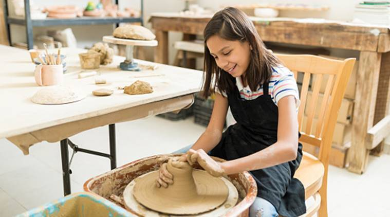 pottery, parenting tips