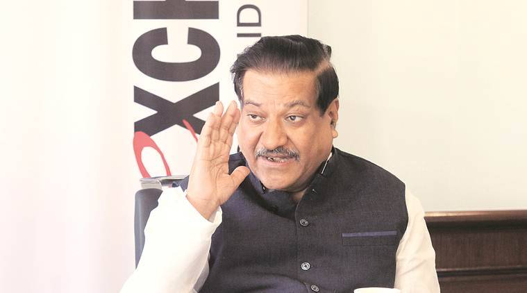 Congress leader Prithviraj Chavan, Prithviraj Chavan on CAA, Prithviraj Chavan on NRC, Prithviraj Chavan on BJP's Hindutva project, indian express news