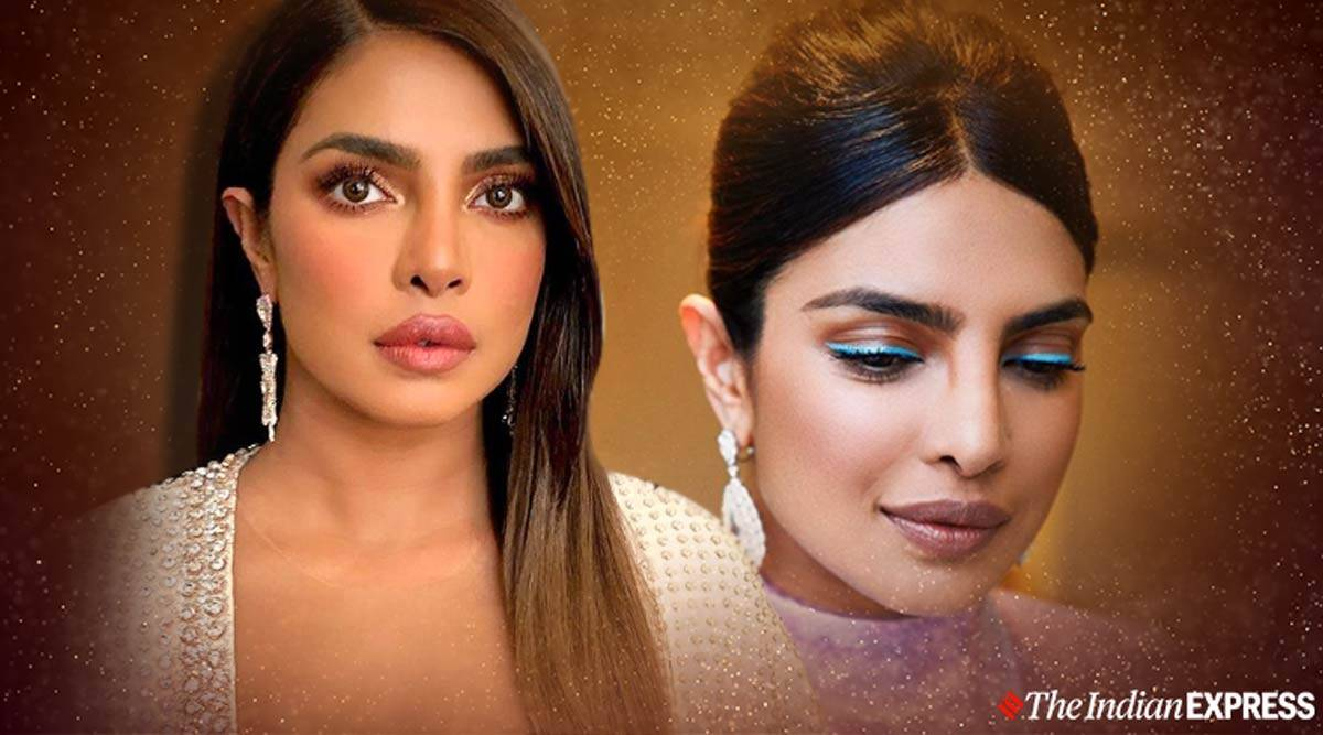 Priyanka Likes To Switch Up Her Beauty Routine With A Pop Of