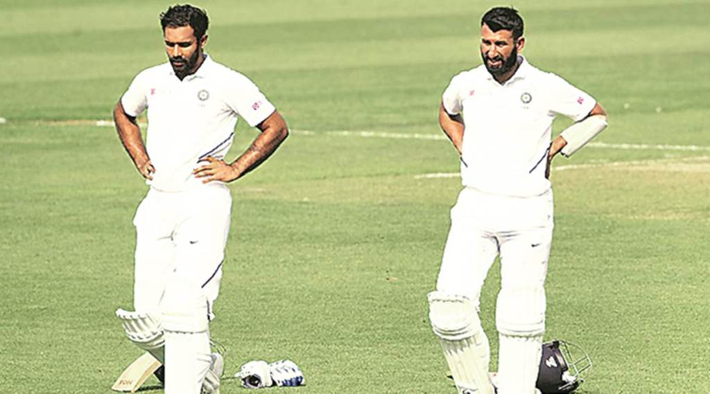 Cheteshwar Pujara and Hanuma Vihari: Two of a kind ...