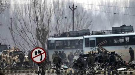 pulwama terror attack, pulwama attack accused arrested, nia arrest pulwama attack, jem operative arrested, shakhir bashir magrey jaish e mohammed, india news, indian express